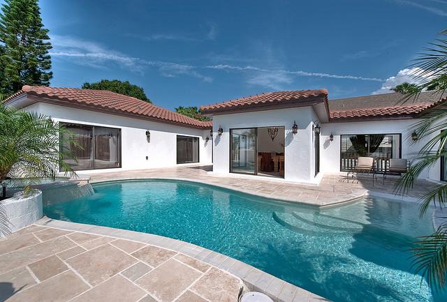 Dom s bazenom, alebo bazen s domom? - Obrázok č. 45