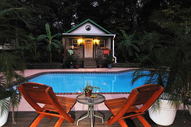 Dom s bazenom, alebo bazen s domom? - Obrázok č. 46
