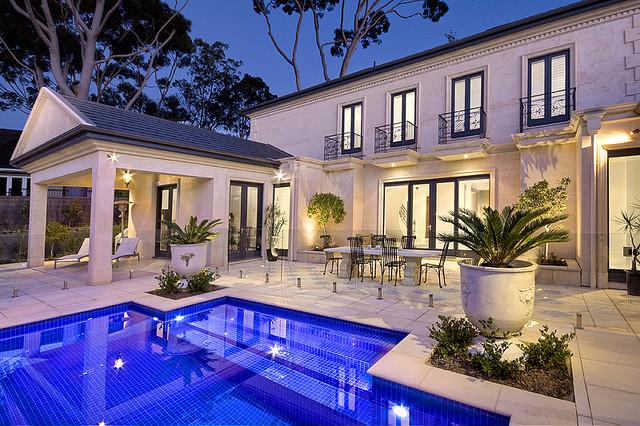 Dom s bazenom, alebo bazen s domom? - Obrázok č. 47
