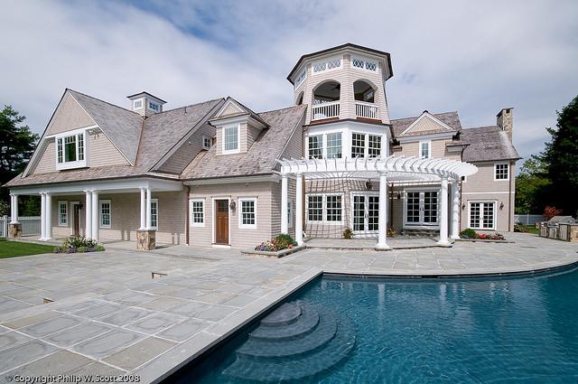 Dom s bazenom, alebo bazen s domom? - Obrázok č. 50