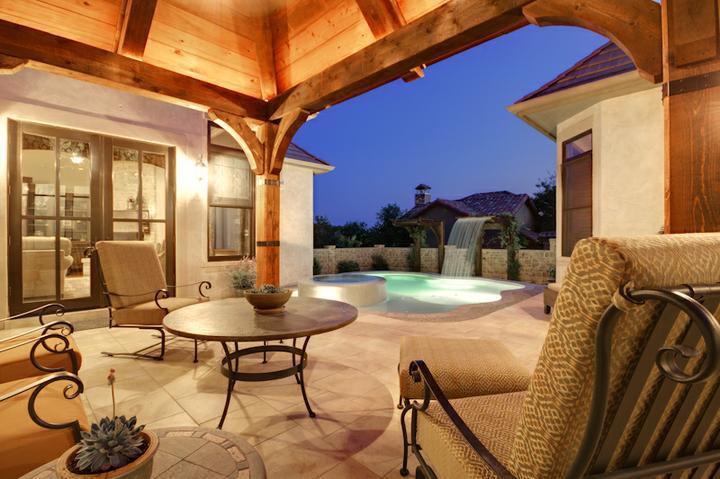 Dom s bazenom, alebo bazen s domom? - Obrázok č. 55