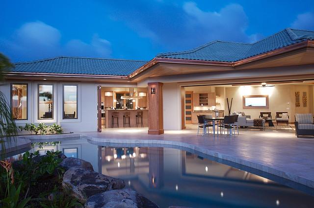 Dom s bazenom, alebo bazen s domom? - Obrázok č. 57