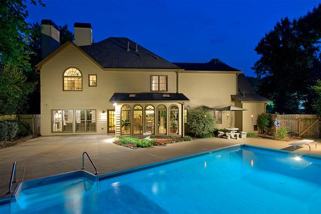 Dom s bazenom, alebo bazen s domom? - Obrázok č. 58