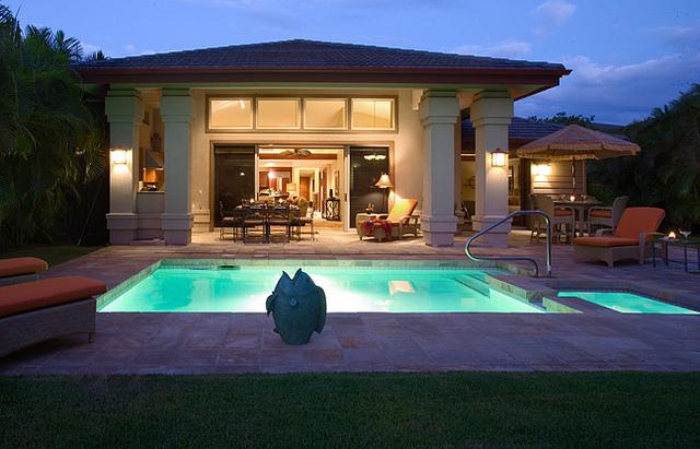 Dom s bazenom, alebo bazen s domom? - Obrázok č. 60