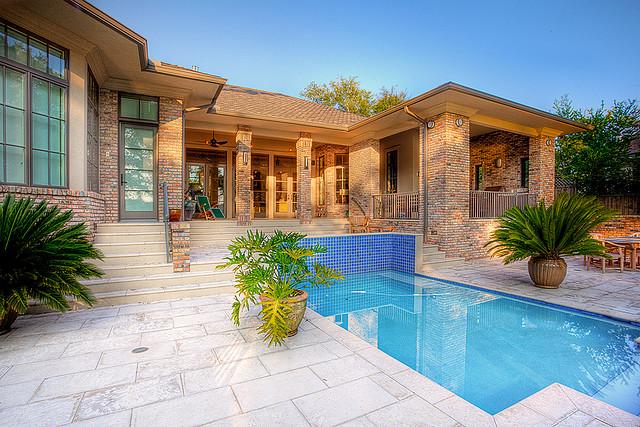 Dom s bazenom, alebo bazen s domom? - Obrázok č. 72