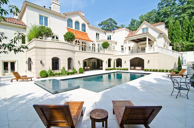 Dom s bazenom, alebo bazen s domom? - Obrázok č. 78