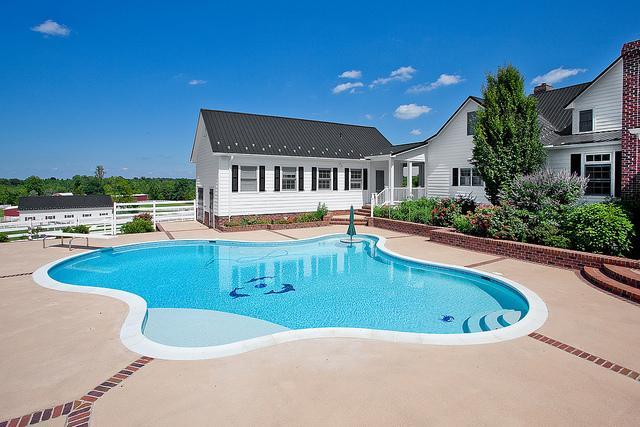 Dom s bazenom, alebo bazen s domom? - Obrázok č. 84