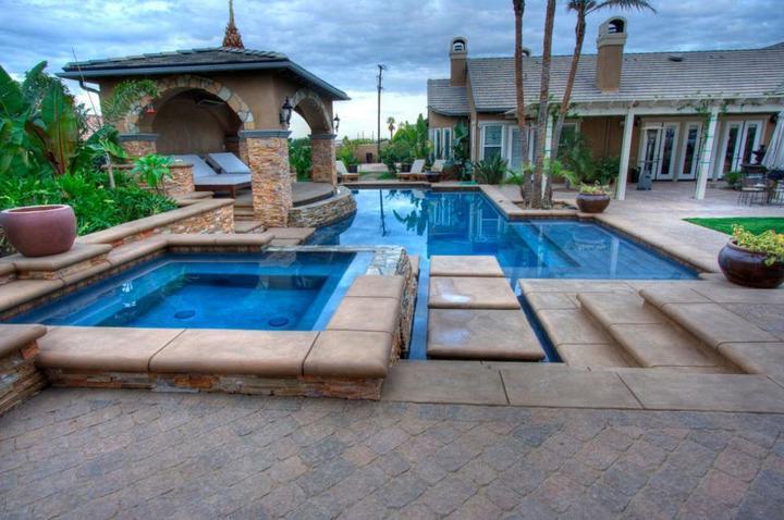 Dom s bazenom, alebo bazen s domom? - Obrázok č. 91