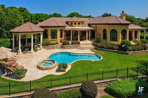 Dom s bazenom, alebo bazen s domom? - Obrázok č. 94