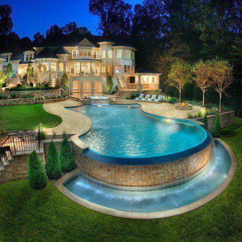 Dom s bazenom, alebo bazen s domom? - Obrázok č. 95