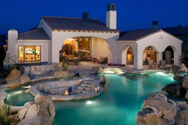 Dom s bazenom, alebo bazen s domom? - Obrázok č. 96