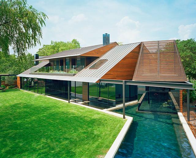 Dom s bazenom, alebo bazen s domom? - Obrázok č. 97