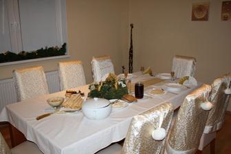 vianočný stôl 2010