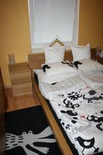 moja izba a naša mánia (s maminkou) na obliečky :)