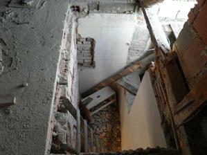 otvor na schody