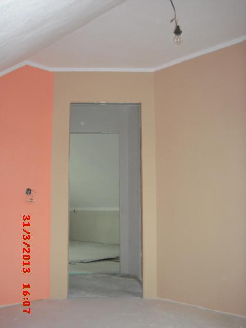 Náš domček, naša radosť a starosť ............... - ešte bez dverí......