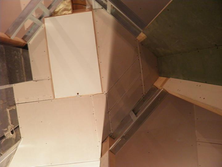 Náš domček, naša radosť a starosť ............... - strop bola katastrofa ale podarilo sa