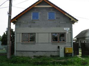 okná - predná strana