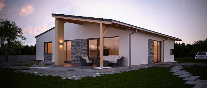 aphaus - Celesta - projekt rodinného domu