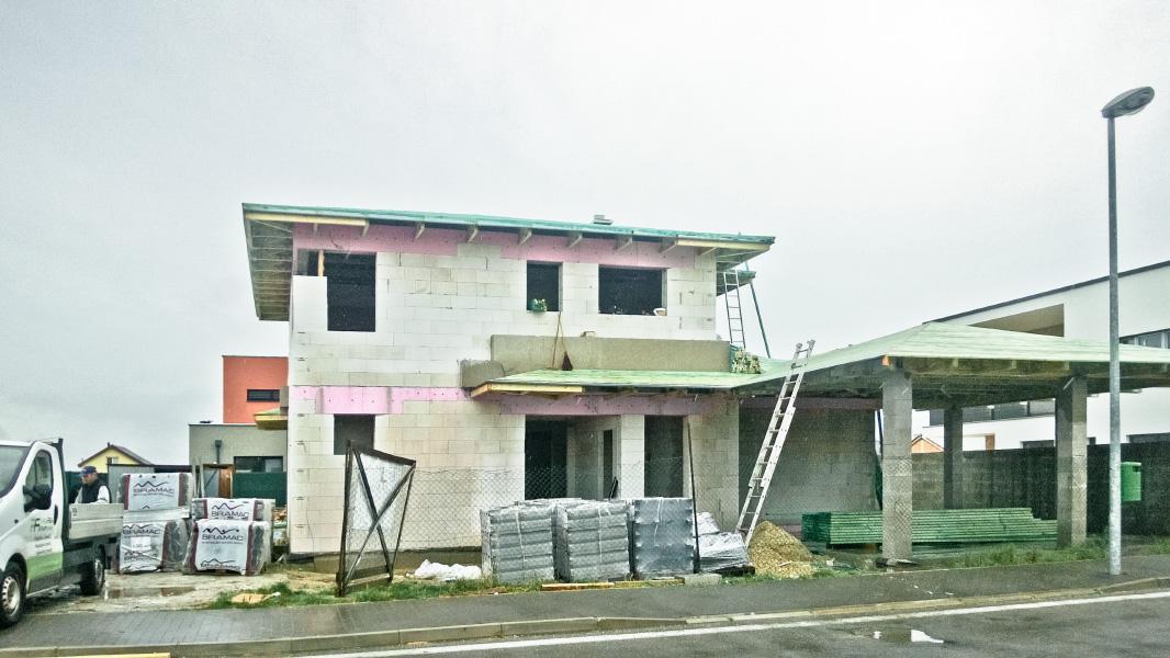 Realizácia rodinného domu pavari - Obrázok č. 66
