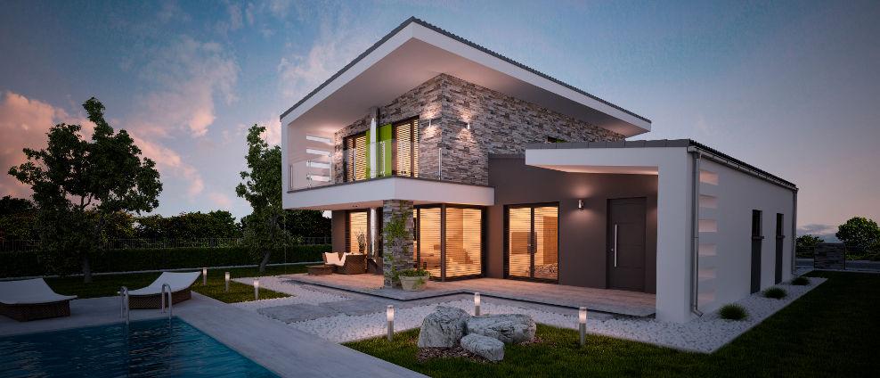 Vielle - projekt rodinného domu - Obrázok č. 1