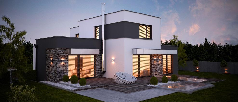 Biwa - projekt rodinného domu - Obrázok č. 1