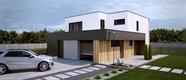 Zither - projekt rodinného domu,