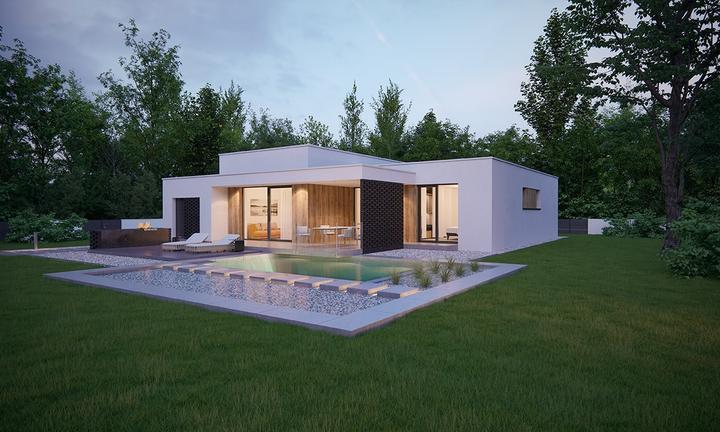 Leiqin - projekt rodinného domu - Obrázok č. 1