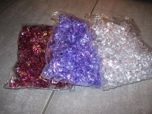 plastové krystaly