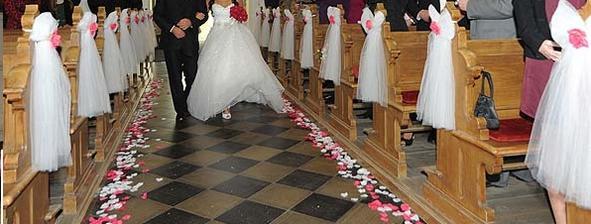takhle to bude v kostele vypadat... :-)