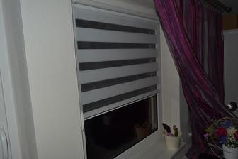 zatím vyzkoušená na okně ve starém bytě
