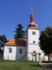 zde si řekneme ANO...kostel sv. Bartoloměje