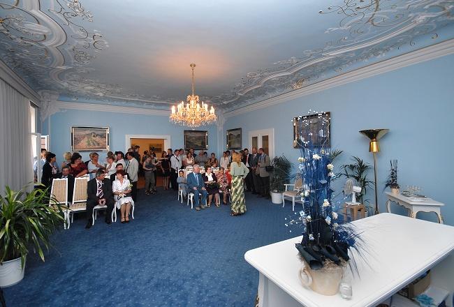 Místa pro svatbu - Berounská radnice