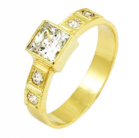 Snubný prsteň - Obrázok č. 1