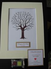 Strom, na zabavení svatebních hostů....