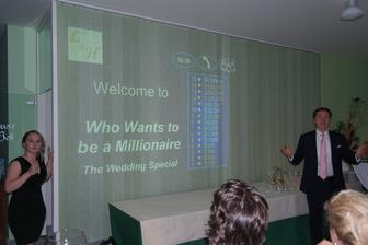 Vyhrala jsem! million! ale vymenila jsem million za manzela:)