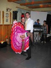 Nevěsta a ženich. :-)