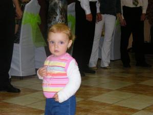 najmladšia družička - Tamarka