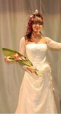 Tady jsem si pouze hrála na nevěstu :-)))