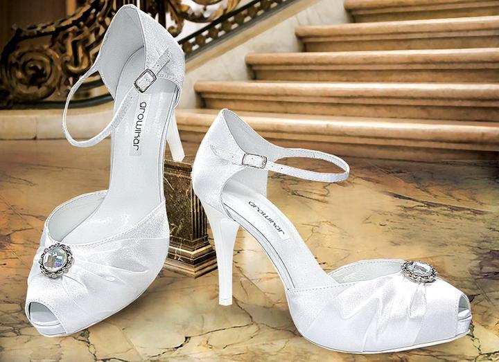 Jesenný výpredaj svadobných topánok. - Obrázok č. 2
