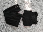 Raz oblečená vesta +nohavice , 104