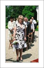 svědkyně nevěsty