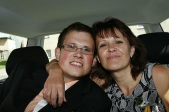 Manžílek s maminkou