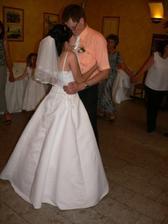 První novomanželský tanec:)