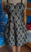 Kvalitné korzetové šaty, 36
