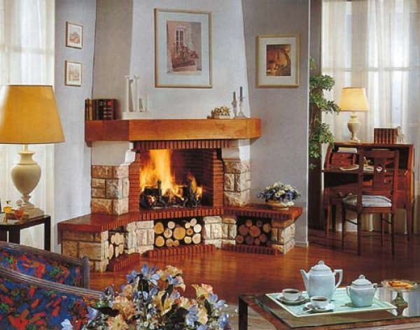 Inšpiracie do našho pidi domčeka x-) - krbik by mal ladit s digestorom v kuchyni, kedze to bude spojena otvorena miestnost