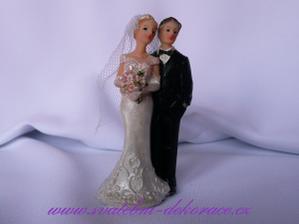 na svatební dort