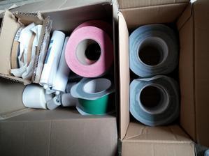 Okenné pásky, pásky na parozábranu, tmely, expanzné pásky od izotes.sk. Odporúčam.