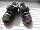 Kožené topánky, zn. Dunlop, 20