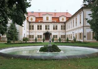 Zamek Loucen